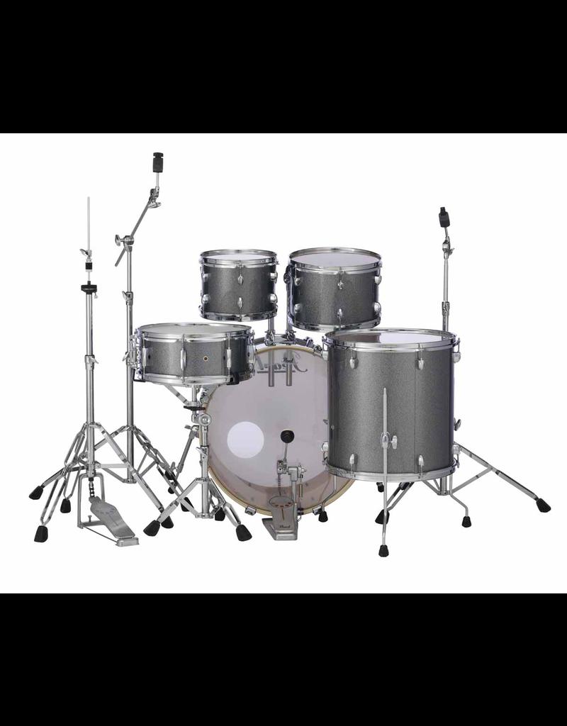 "Pearl Pearl Exx Plus  20"" Fusion Kit Grindstone Sparkle"