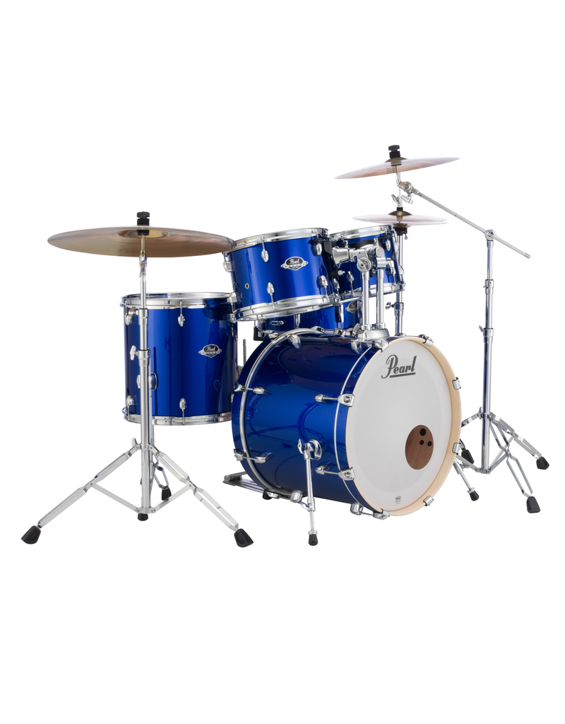 "Pearl Pearl Exx Plus  20"" Fusion Kit High Voltage Blue"
