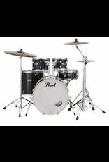 """Pearl Pearl Exx Plus  22"""" Fusion Kit Jet Black"""