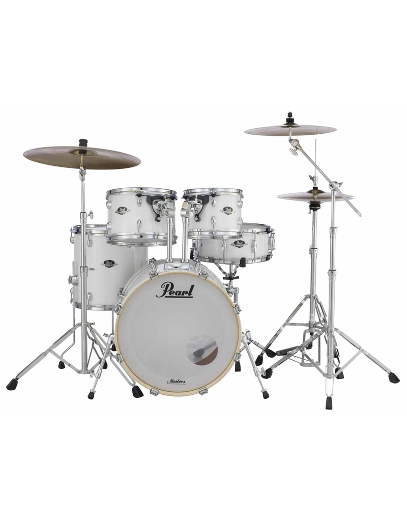 "Pearl Pearl Exx Plus  22"" Fusion Kit Pure White"