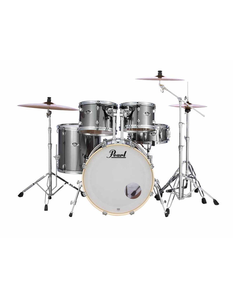 """Pearl Pearl Exx Plus  22"""" Rock Kit Smokey Chrome"""