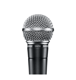 Shure Shure SM58 Dynamic Vocal Microphone