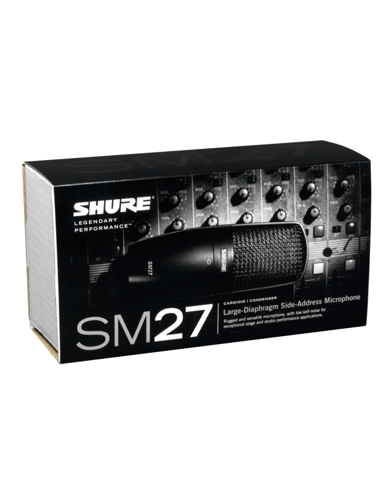 Shure Shure SM27 Multi-Purpose Microphone