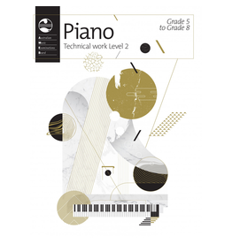 AMEB AMEB Piano Technical Work Level 2 2018