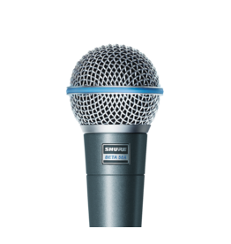 Shure Shure Beta 58A Vocal Microphone