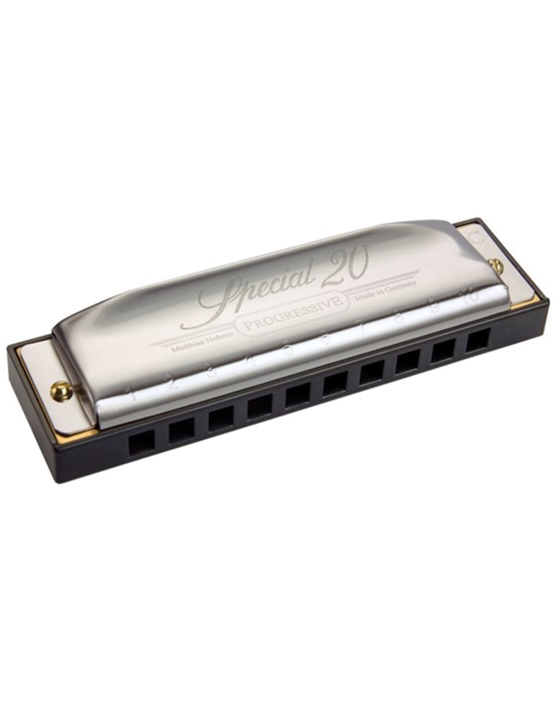 Hohner Special 20 Harmonica - D