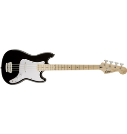 Squier Squier Bronco Bass, Maple Fingerboard, Black