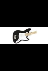 Squier Squier Bronco Bass, Maple Fingerboard, Black