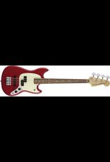 Fender Fender Mustang Bass PJ, Pau Ferro Fingerboard, Torino Red