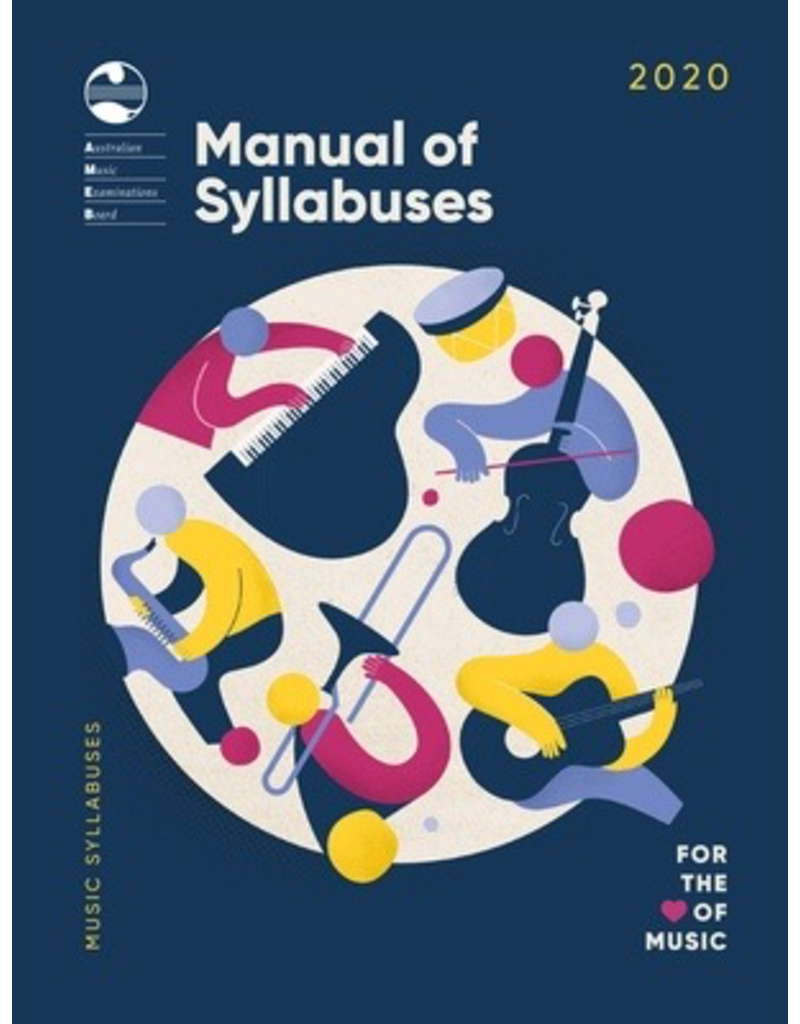 AMEB AMEB 2020 Manual of Syllabuses