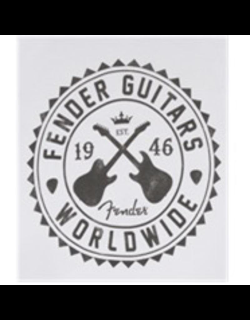 Fender Fender Seal Men's Raglan, White, L