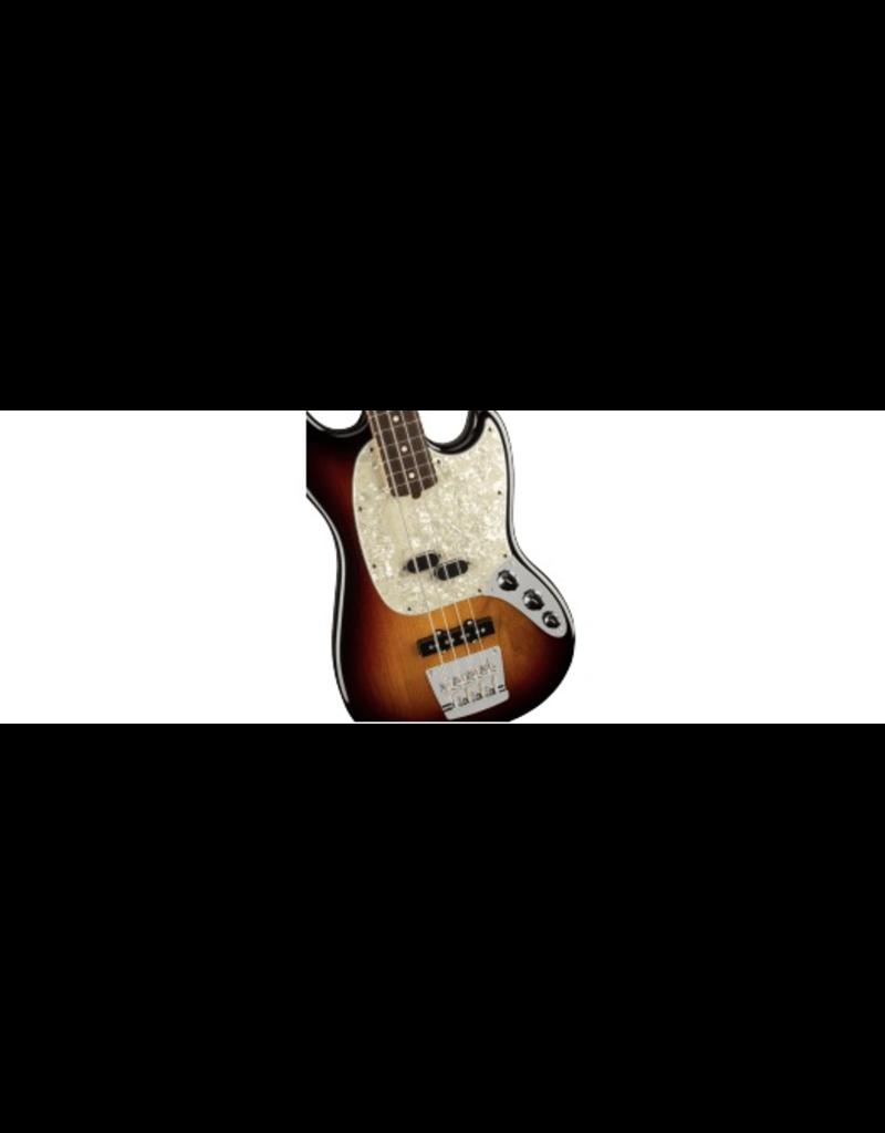 Fender Fender American Performer Mustang Bass®, Rosewood Fingerboard, 3-Color Sunburst
