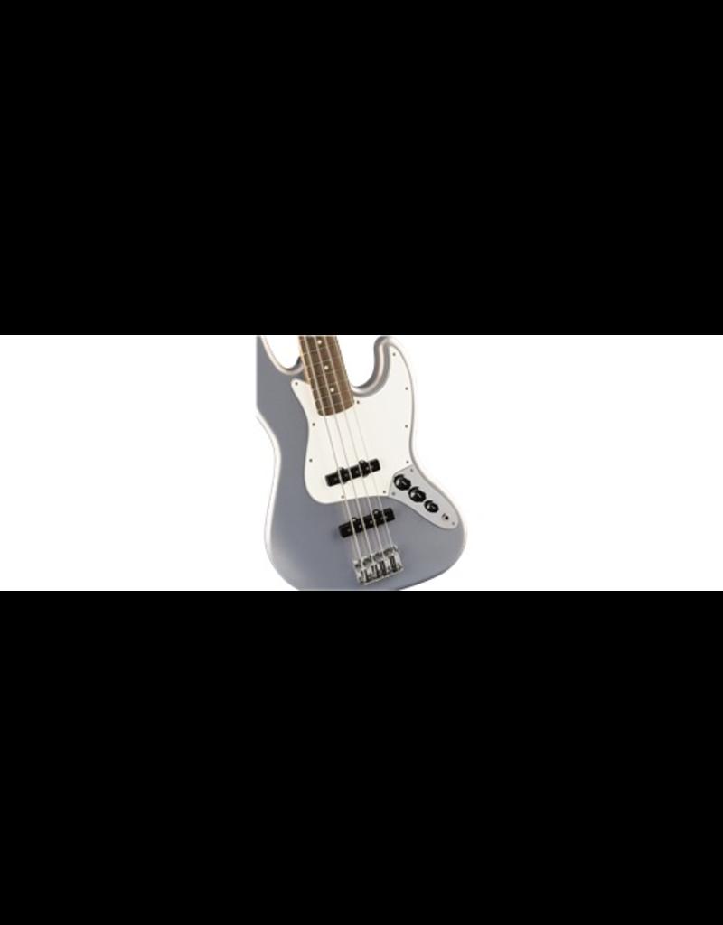 Fender Player Jazz Bass, Pau Ferro Fingerboard, Silver