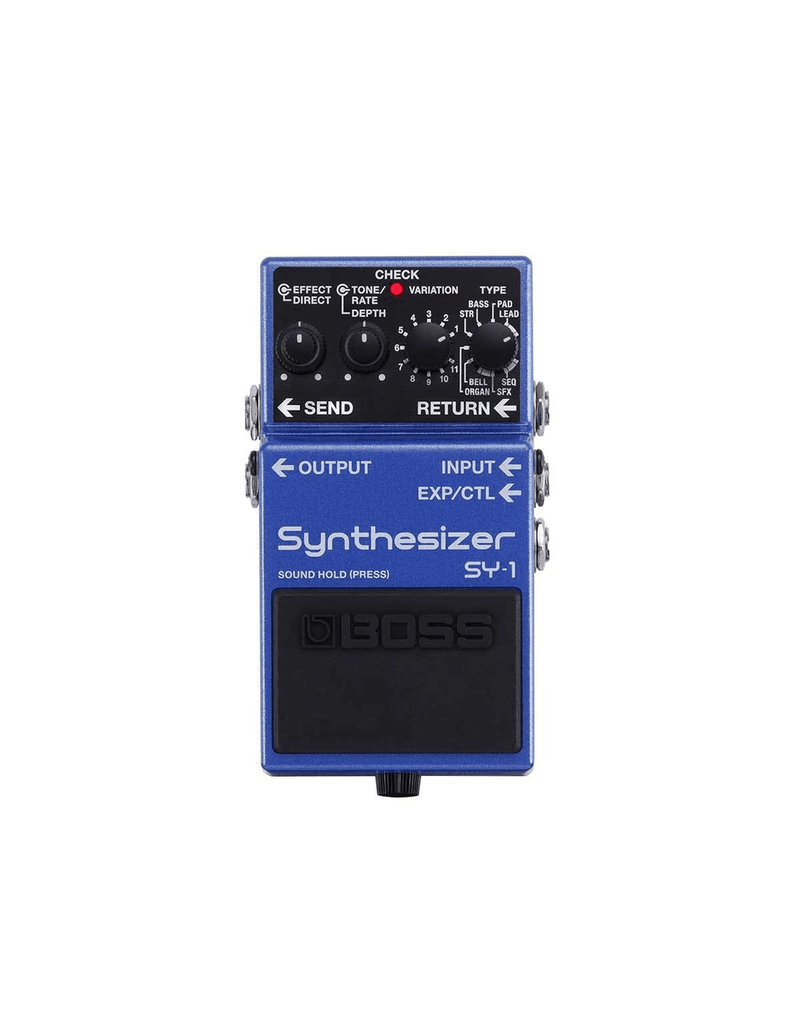 Boss Roland SY1 Guitar Synth Pedal