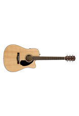 Fender Fender CD-60SCE Dreadnought, Walnut Fingerboard, Natural