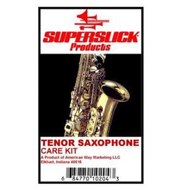 Superslick Superslick Tenor Sax Care Kit