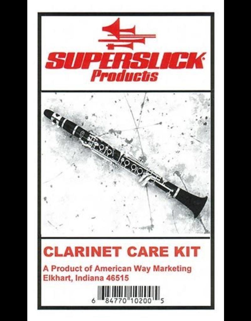 Superslick Superslick Clarinet Care Kit