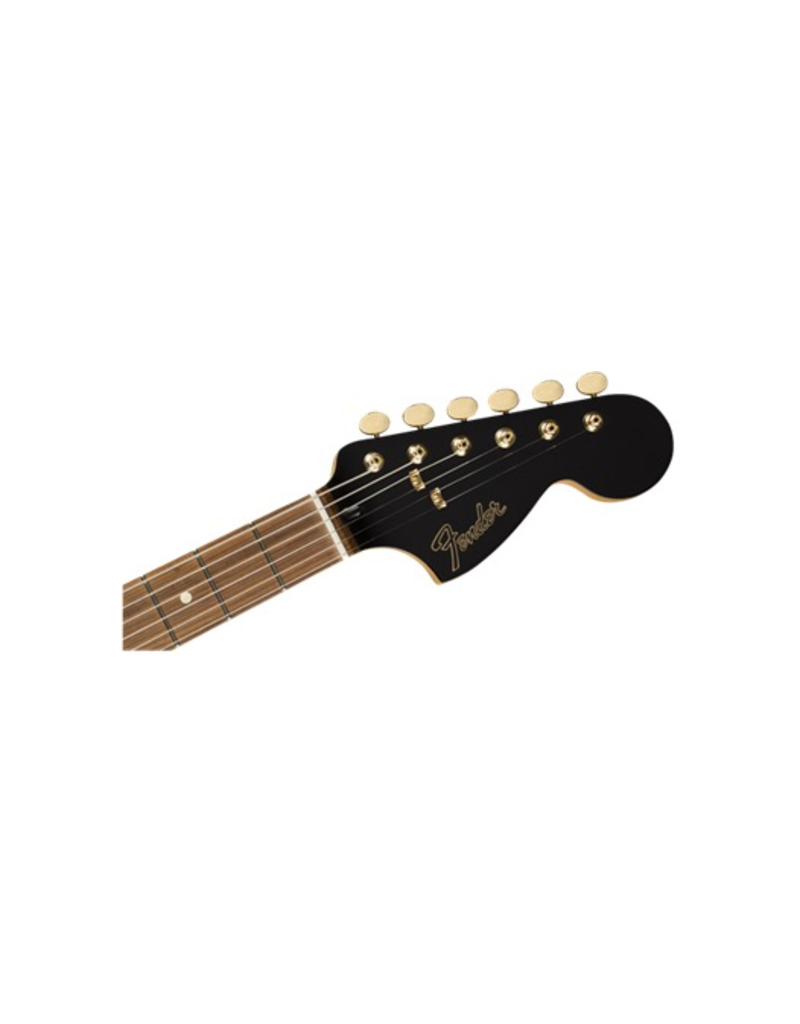 Fender Limited Edition Mahogany Blacktop Stratocaster