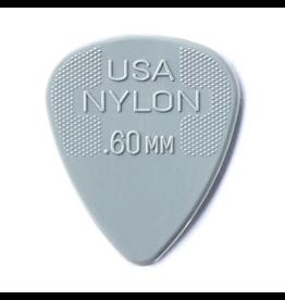 Dunlop Dunlop JP260 - 0.60mm Nylon Standard Picks 12pk