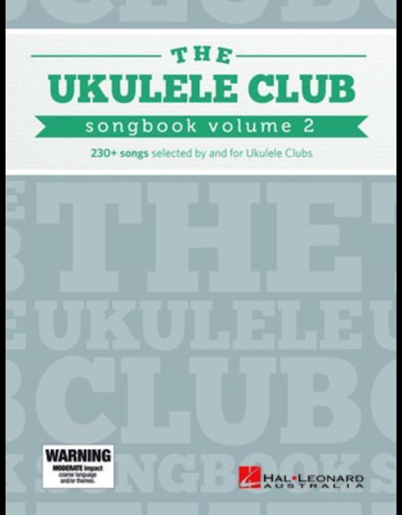 Hal Leonard Ukulele Club Songbook 2