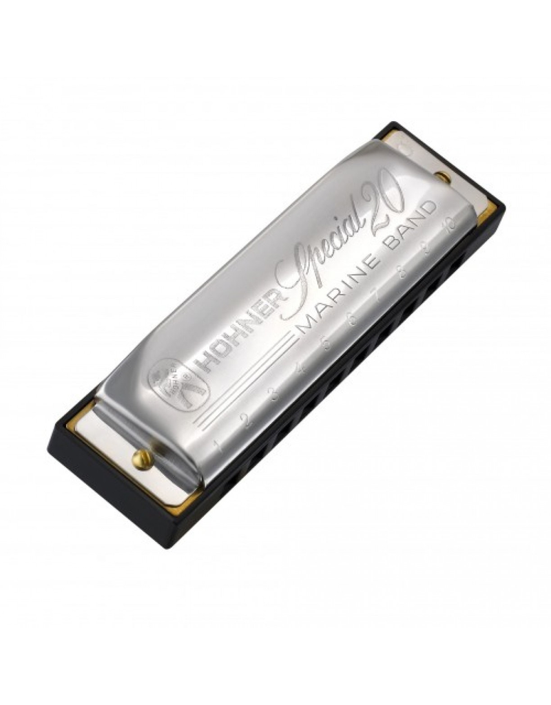 Hohner Special 20 Harmonica - F