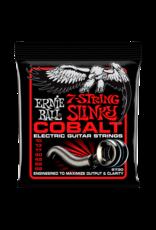 Ernie Ball Ernie Ball Skinny Top Heavy Bottom Cobalt 7-String 10-62