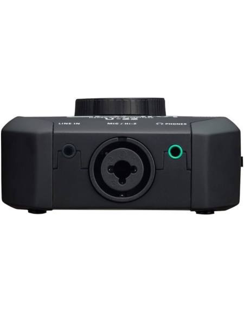 Zoom ZOOM U-22 The Go-Everywhere Audio Interface