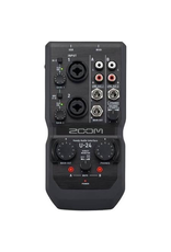 Zoom ZOOM U-24 2 Channel Go-Everywhere Audio Interface