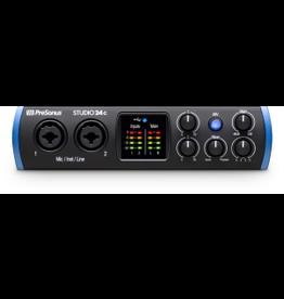 Presonus Presonus Studio 2|4 Interface USB-C