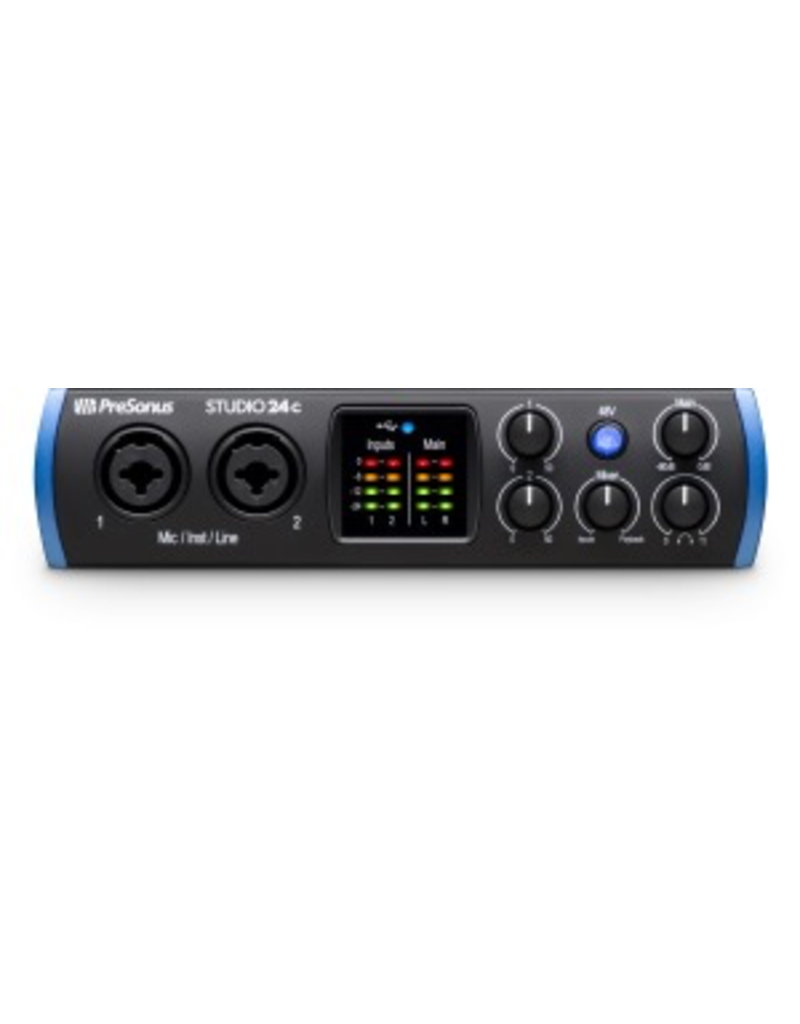 Presonus Presonus Studio 24c Interface USB-C