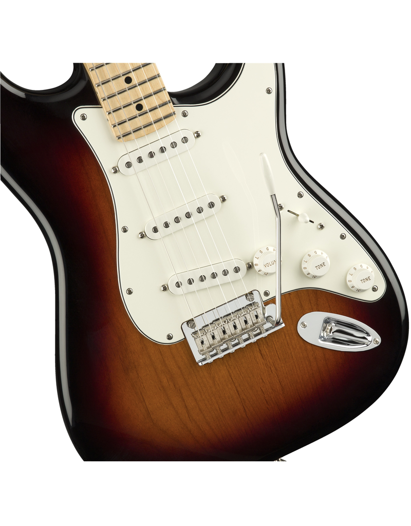 Fender Player Stratocaster, Maple Fingerboard, Sunburst