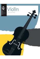 AMEB AMEB Violin Technical Workbook 2011
