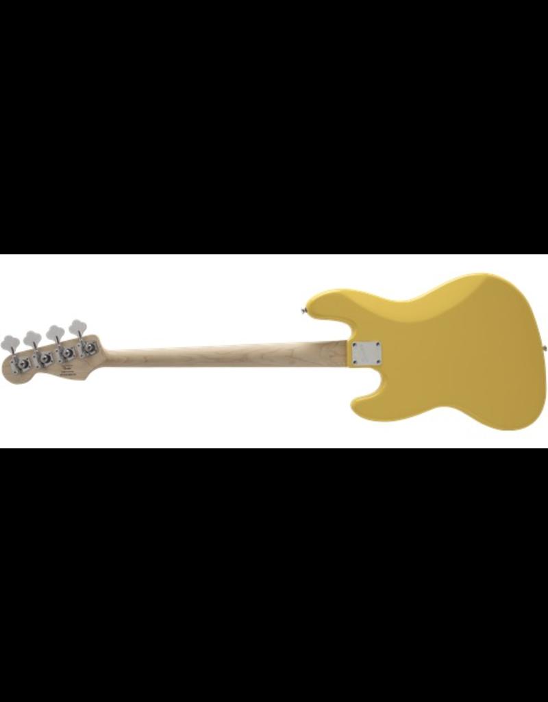 Squier FSR Squier Affinity Jazz Bass Laurel Fingerboard - YELLOW