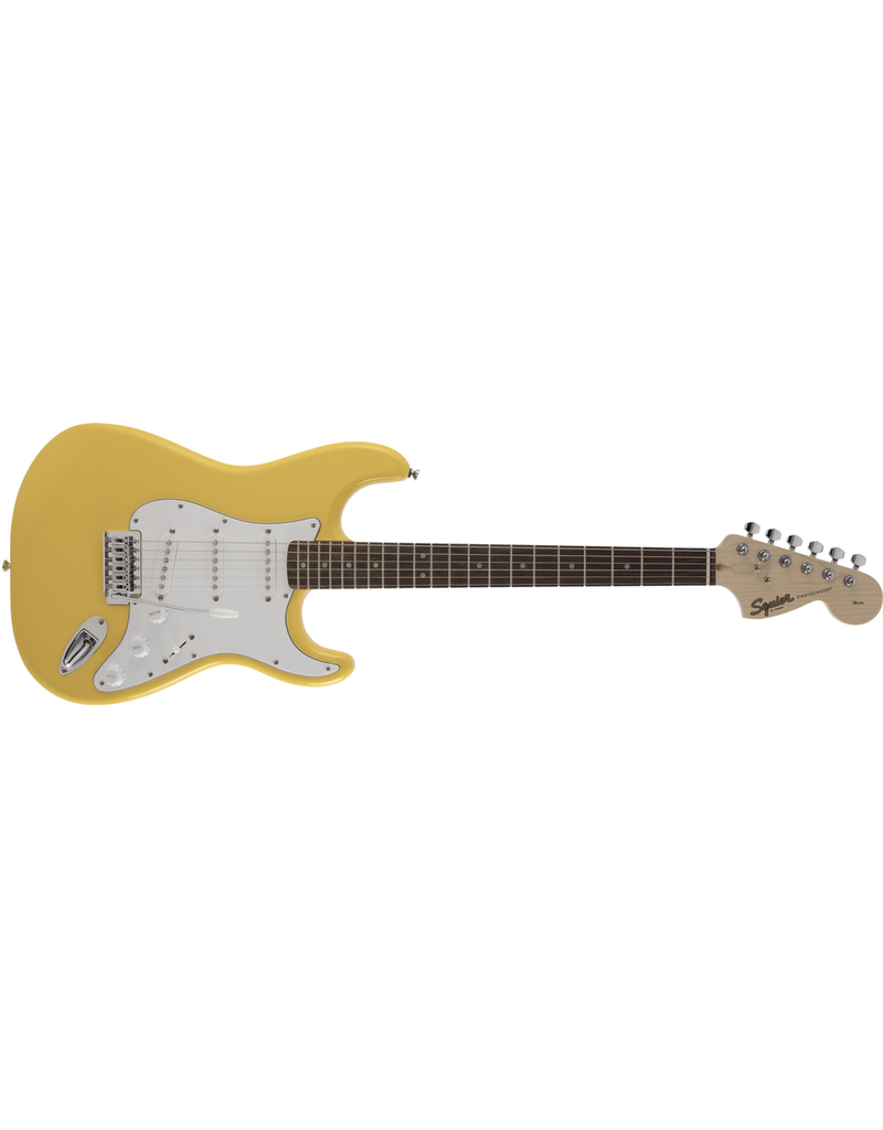 Squier FSR Squier Affinity Strat Laurel Fingerboard - YELLOW