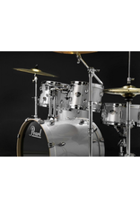 """Pearl Pearl Export Arctic Sparkle 22"""" Fusion Drumset - Ready Set Go"""