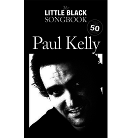 Little Black Books LBB Paul Kelly