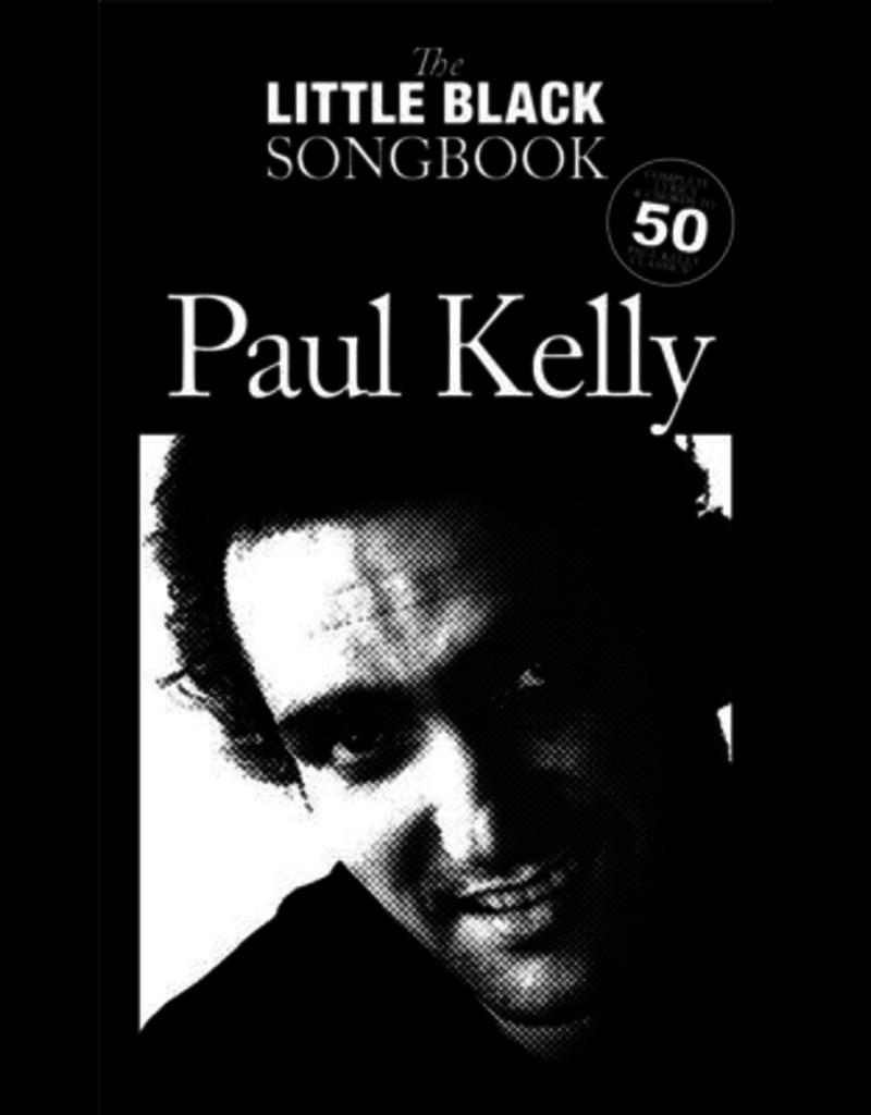 Little Black Books LBB Paul Kelly