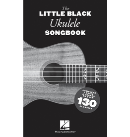 Little Black Books LBB The Little Black Ukulele Songbook