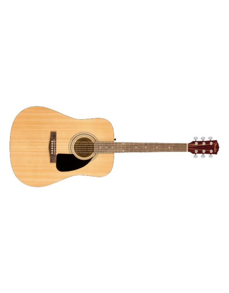 Fender Fender FA-115 Dreadnought Pack, Natural, Walnut Fingerboard