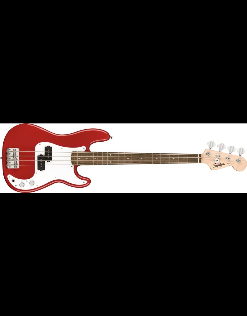 Squier Mini P Bass®, Laurel Fingerboard, Dakota Red