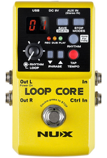 NUX NU-X Core Stompbox Series Loop Core Effects Pedal