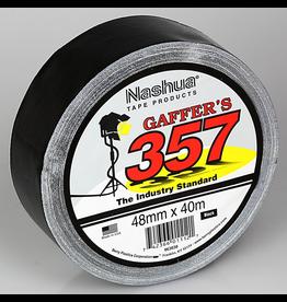 Nashua 357 Gaffer Tape in Black (48mm/40m)