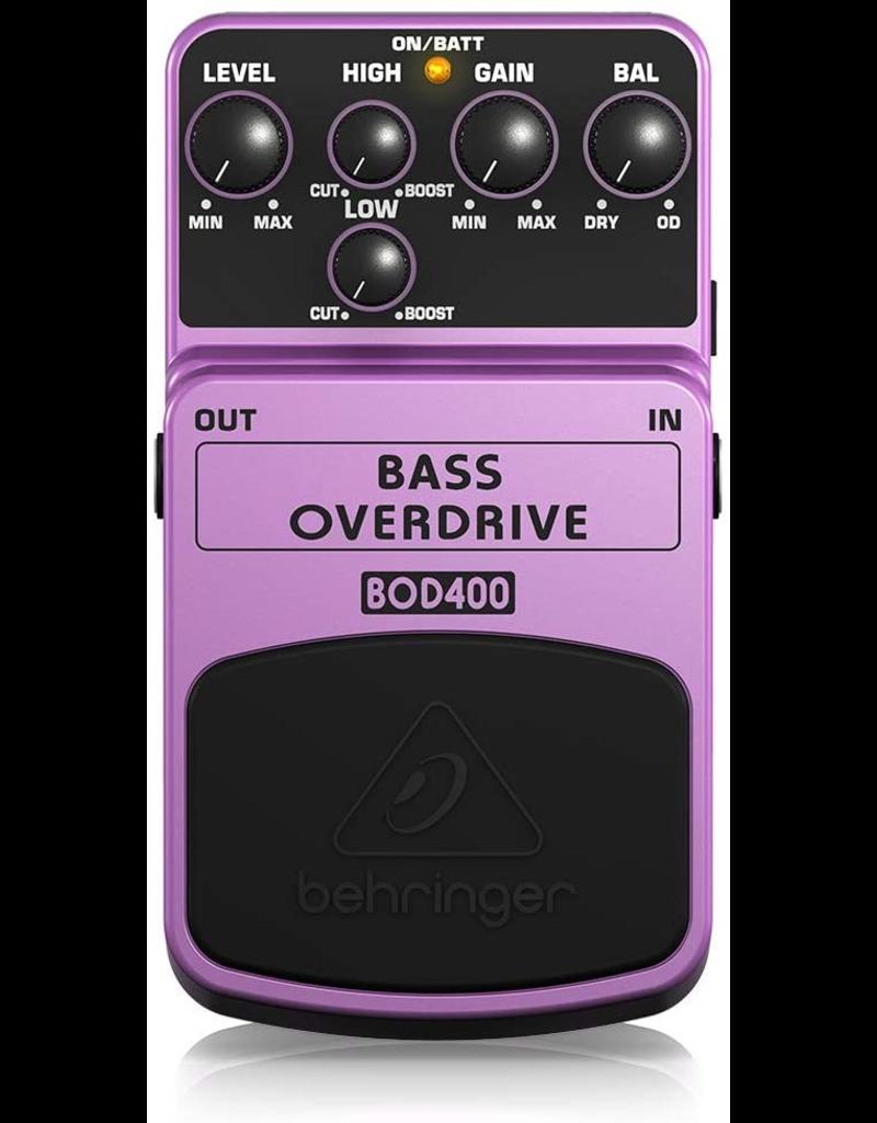 Behringer Behringer BOD400 Bass Overdrive