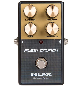 NUX NU-X Reissue Series Plexi Crunch Effects Pedal