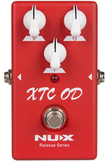 NUX NU-X Reissue Series XTC Ovedrive Effects Pedal
