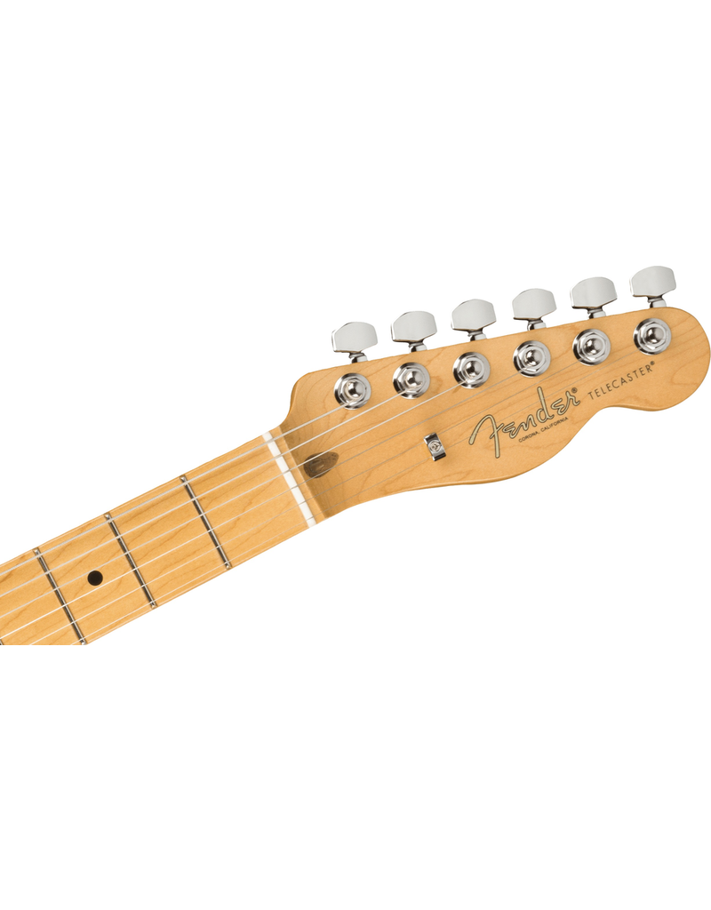 Fender American Professional II Telecaster®, Maple Fingerboard, Black
