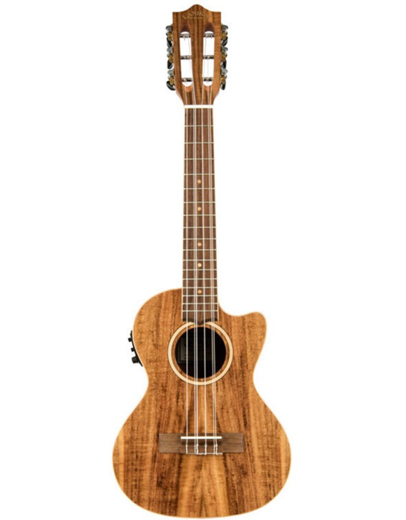 Lanikai Lanikai Acacia Series 6-String Tenor AC/EL Ukulele in Natural Satin Finish