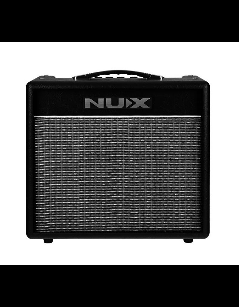 NU-X MIGHTY20BT Digital 20W Guitar Amplifier with Bluetooth & Effects