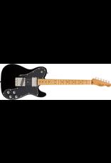 Fender Classic Vibe '70s Telecaster® Custom, Maple Fingerboard, Black