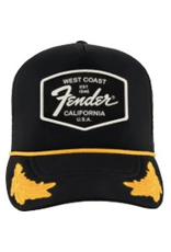 Fender Fender® Scrambled Eggs Hat, Black